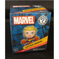 Marvel Sealed Captain Marvel Mystery Mini Vinyl