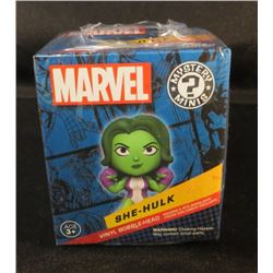 Marvel Sealed She-Hulk Mystery Mini Vinyl Figure