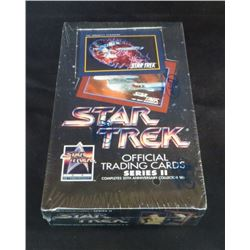 1991 Star Trek 25th anniversary Official Trading