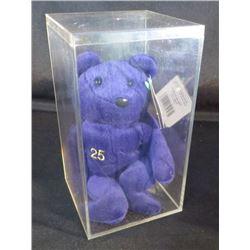 Bamm Beano's Bear Mark McGwire With Acrylic Case