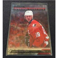 13-14 UD Team Canada Special Edition Wayne Gretzky