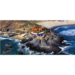 6-Night/7-Day stay at Exclusive Hotel Hacienda Cerritos
