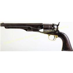Colt 1860 44 cal. SN 47XXX black powder revolver