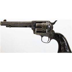 Antique Colt SA .44 cal. SN 91XXX revolver