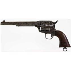 Antique Colt SA .45 cal SN 75XXX revolver