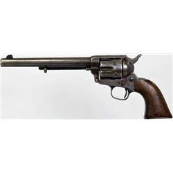 Colt SA .45 cal. SN 43XXX revolver