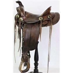 Powder River Denver Dry Goods childs saddle