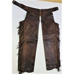 Storey and Campbell Vancouver, B.C. shotgun chaps
