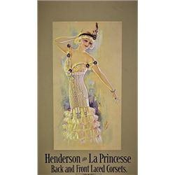 Original Henderson and La Princesse