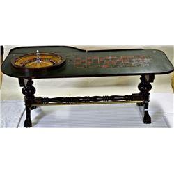 C. 1890's-1910 roulette table