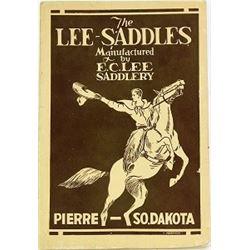 E.C. Lee Saddlery Catalog