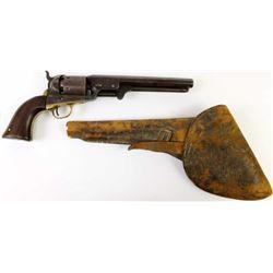 Colt 1851 .36 cal. SN 61XXX revolver