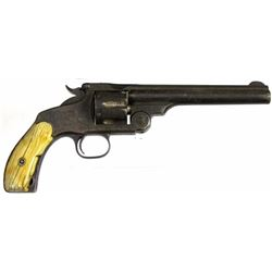 Well documented Smith and Wesson New Model No. 3
