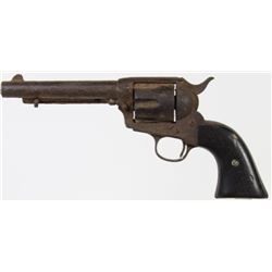 "Relic Colt single action .38 cal. 5 1/2"" barrel,"