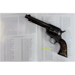 Custer range USID 83 stamped Colt SA SN 6631