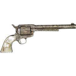 """Colt SA .45 SN 332139 7 1/2"""" barrel"""