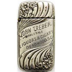 John Treber safe