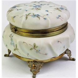 Large wave crest dresser box