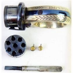 Rare cased 19th C. Le Petit Protector ring gun