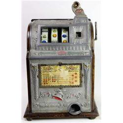 1920s Mills 25 cent Operators Bell slot machine