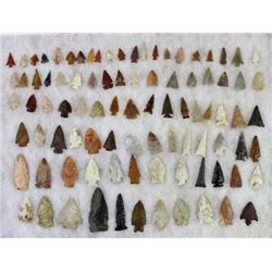 Fine collection of original points