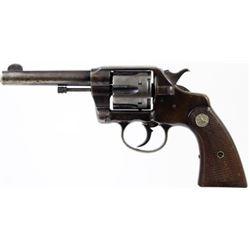 Wells Fargo Colt 1895 New Army .38 Colt SN 266XXX