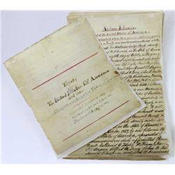 1867 Medicine Lodge Peace Treaty