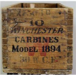 Original Winchester shipping crate