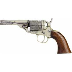 Colt 1862 .38cf cal. SN 327XXX conversion revolver