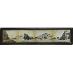 Original B&W panoramic of Pierre, SD