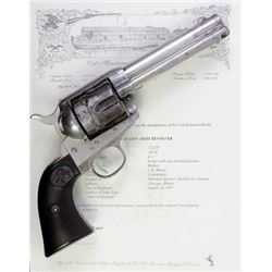 Special Order Colt SA .38 cal. SN 172XXX