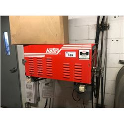 HOTSY MOD 1722 2000PSI POWER WASH SYSTEM WITH HOSE AND WAND