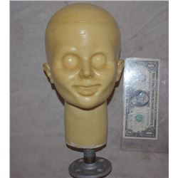 ANNABELLE CREATION HEAD CASTING USED AS A PROP IN THE FILM MASTER WORTHY!