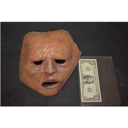 DAWN OF THE DEAD SCREEN USED ROTTEN ZOMBIE MASK 02