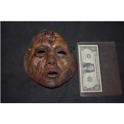 DAWN OF THE DEAD SCREEN USED ROTTEN ZOMBIE MASK 03