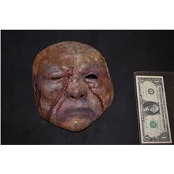 DAWN OF THE DEAD SCREEN USED ROTTEN ZOMBIE MASK 04