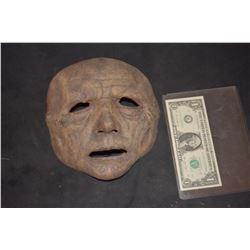 DAWN OF THE DEAD SCREEN USED ROTTEN ZOMBIE MASK 08