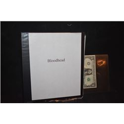ZZ-CLEARANCE BLOODHEAD BTS PHOTO PRODUCTION BOOK
