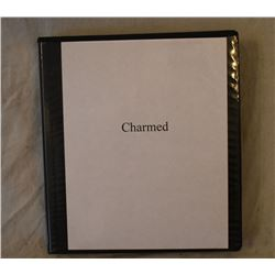 ZZ-CLEARANCE CHARMED PRODUCTION CONCEPT AND DEMON DESIGN BOOK