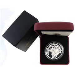 RCM Issue: 2010 Canada $20 Moonlight Crystal Pinecone Fine Silver Coin in All Original Packaging (ou