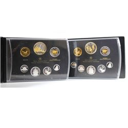 RCM Issue: 2012 & 2013 Canada Fine Silver Double Dollar Sets (Tax Exempt). Please note the outer bla