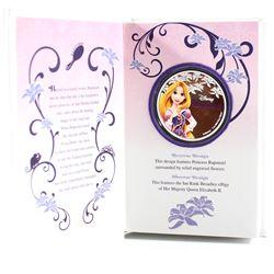 NZ Mint: 2016 Niue $2 Disney Princesses - Rapunzel Proof Silver (TAX Exempt)