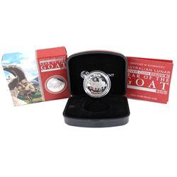 Perth Mint: 2015 Australia 50-cent Lunar II Year of the Goat 1/2 oz. Silver Proof (Tax Exempt)