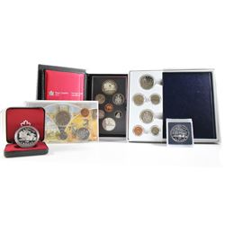 RCM Issue: 1981 Canada RCM Estate Lot. You will receive the following items Issued in 1981; Specimen