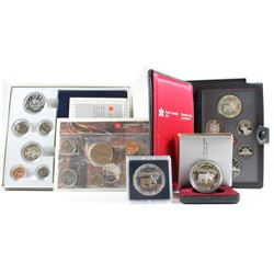 RCM Issue: 1985 Canada RCM Estate Lot. You will receive the following items Issued in 1985; Specimen