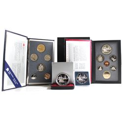 RCM Issue: 1991 Canada RCM Estate Lot. You will receive the following items Issued in 1991; Specimen