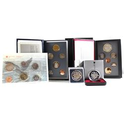 RCM Issue: 1994 Canada RCM Estate Lot. You will receive the following items Issued in 1994; Specimen