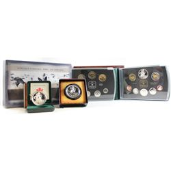 RCM Issue: 2004 Canada RCM Estate Lot. You will receive the following items Issued in 2004; Specimen