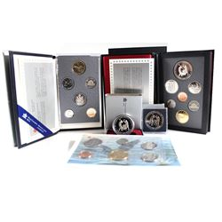 RCM Issue: 1988 Canada RCM Estate Lot. You will receive the following items Issued in 1988; Specimen