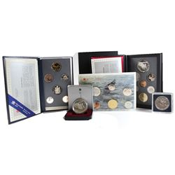 RCM Issue: 1992 Canada RCM Estate Lot. You will receive the following items Issued in 1992; Specimen